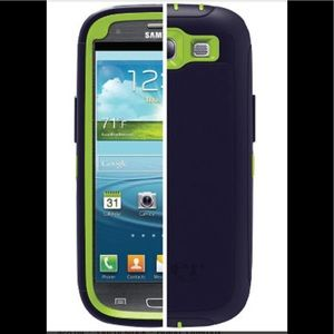 Otterbox Defender Samsung Galaxy S III Phone Cases